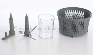 recensione kenwood kcook cooking food processor