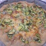 Ricetta torta salata di zucchine e gorgonzola Kenwood